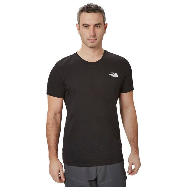 30c048d95 Men's Short Sleeve Simple Dome T-Shirt