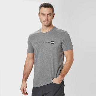 Men's Short Sleeve Never Stop Exploring T-Shirt