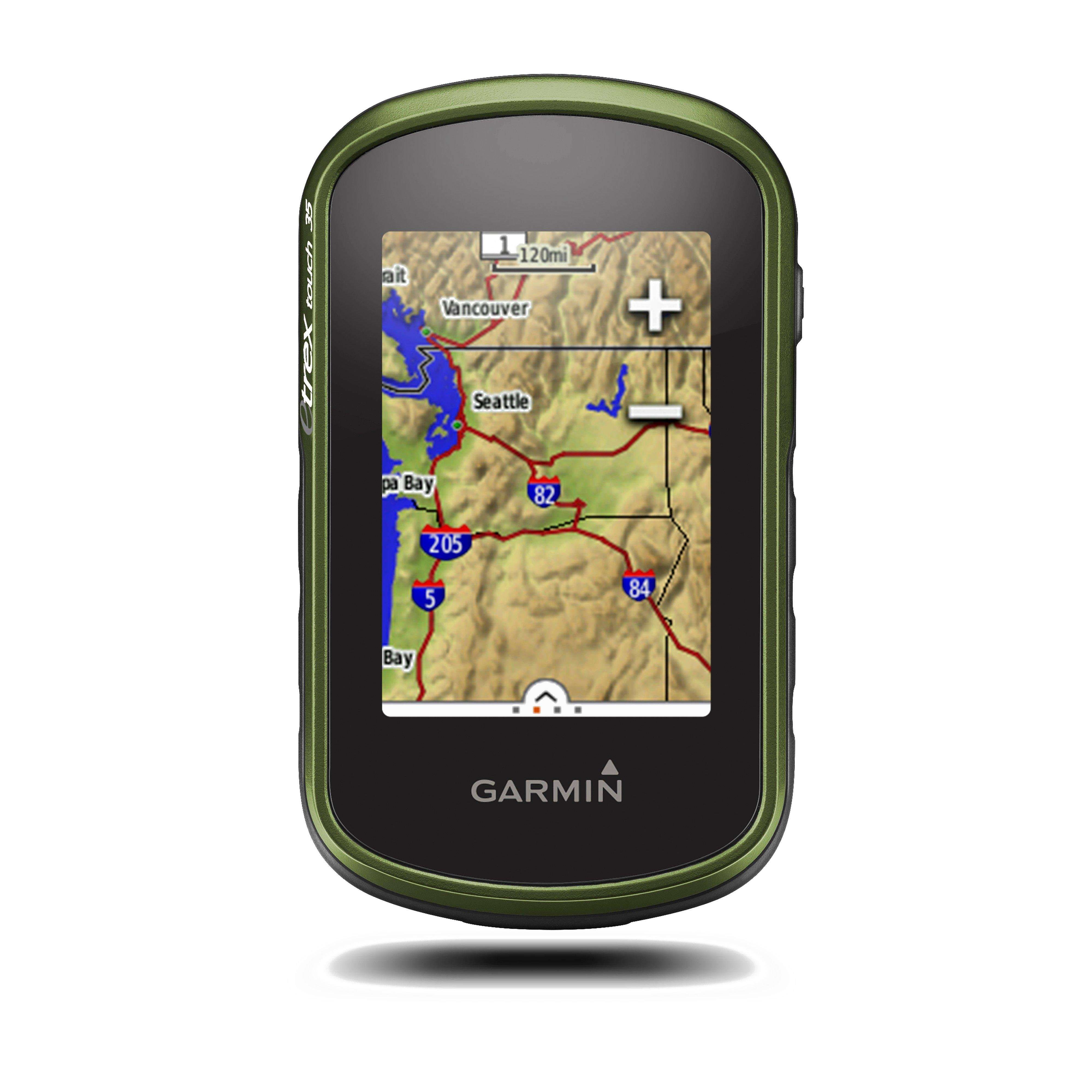 GARMIN eTrex® Touch 35 Discoverer Bundle (with GB 1:50K Map)