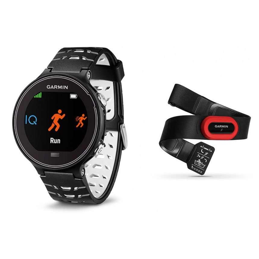 GARMIN Forerunner 630 GPS Sports Watch Bundle
