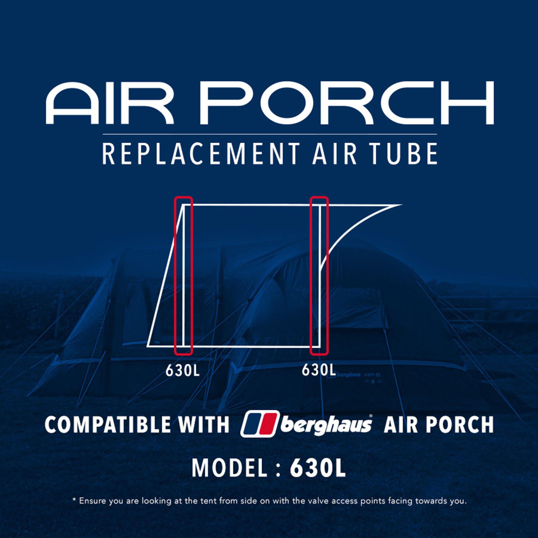 EUROHIKE Air Porch Replacement Air Tube 630L