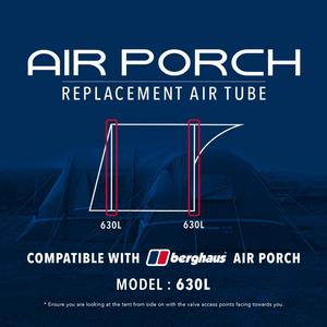 EUROHIKE Air Porch Replacement Air Tube 630L