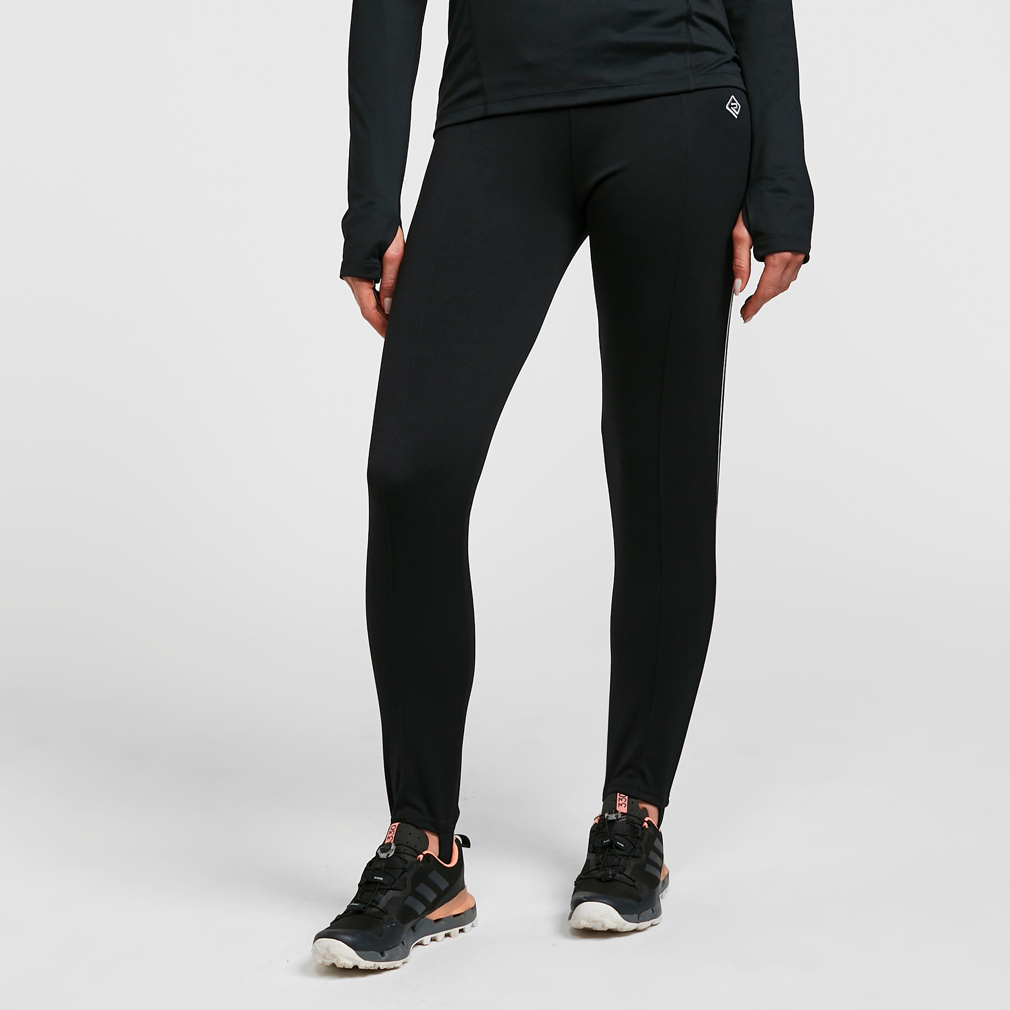 Ronhill Ronhill womens Trackster Classic Running Tights, Black