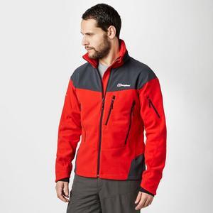 BERGHAUS Men's Choktoi II GORE-TEX® WINDSTOPPER Fleece Jacket