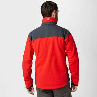BERGHAUS Men's Choktoi II GORE-TEX® WINDSTOPPER Fleece Jacket | Blacks