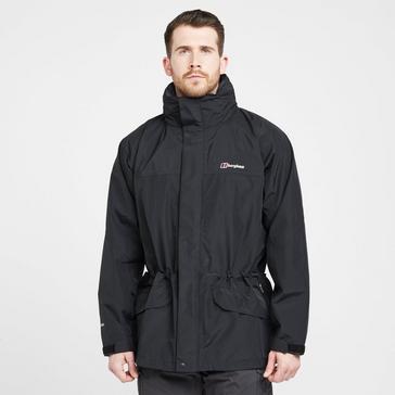 Black Berghaus Men's Cornice GORE-TEX® Jacket