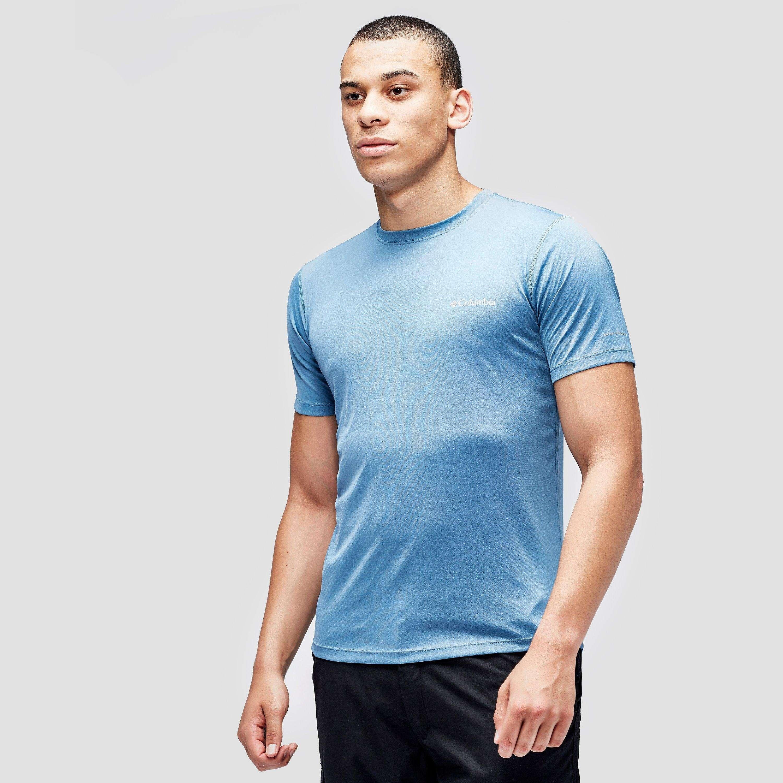 COLUMBIA Men's Zero Rules Short Sleeve T-Shirt