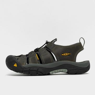 Grey Keen Men's Newport Leather Sandal