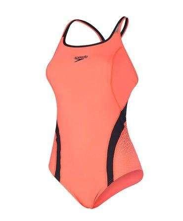 SPEEDO Fit Pinnacle Kickback Swimsuit
