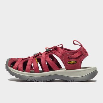 e6c9e0ec6ed0 Burgundy KEEN Women s Whisper Sandals ...