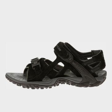 Black Merrell Kahuna III Sandals