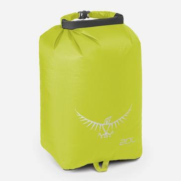 Green Osprey Ultralight 20 Litre Drysack