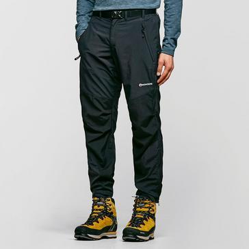 Black Montane Men's Terra Pant (Short Leg)