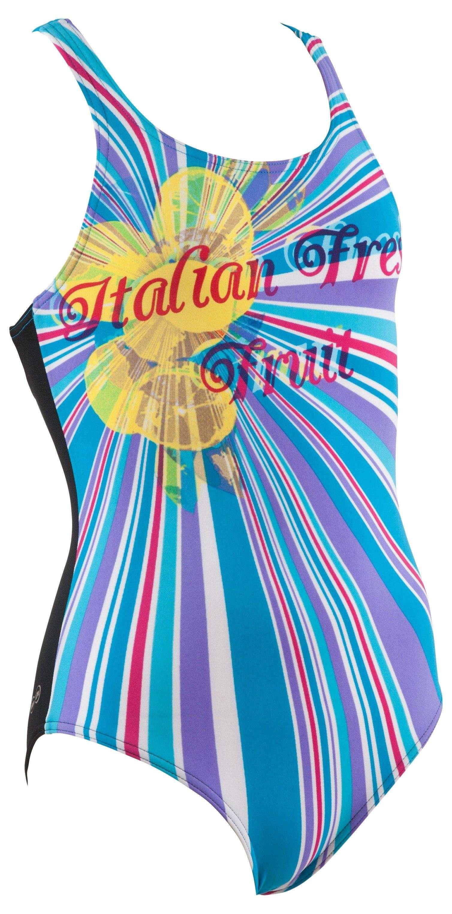 ARENA Girl's Freshfruit One Piece Swimsuit