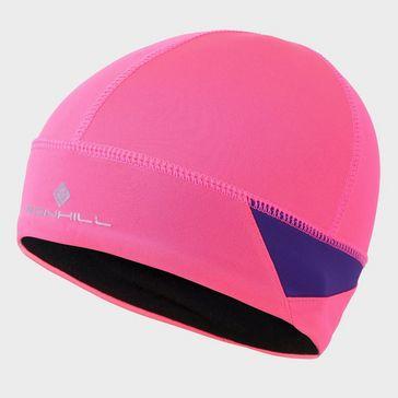 77f04ff3b53 Pink RONHILL Training Beanie