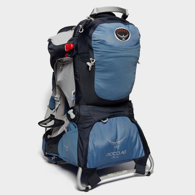 7b631da9d44 Blue OSPREY Poco Plus Child Carrier image 1