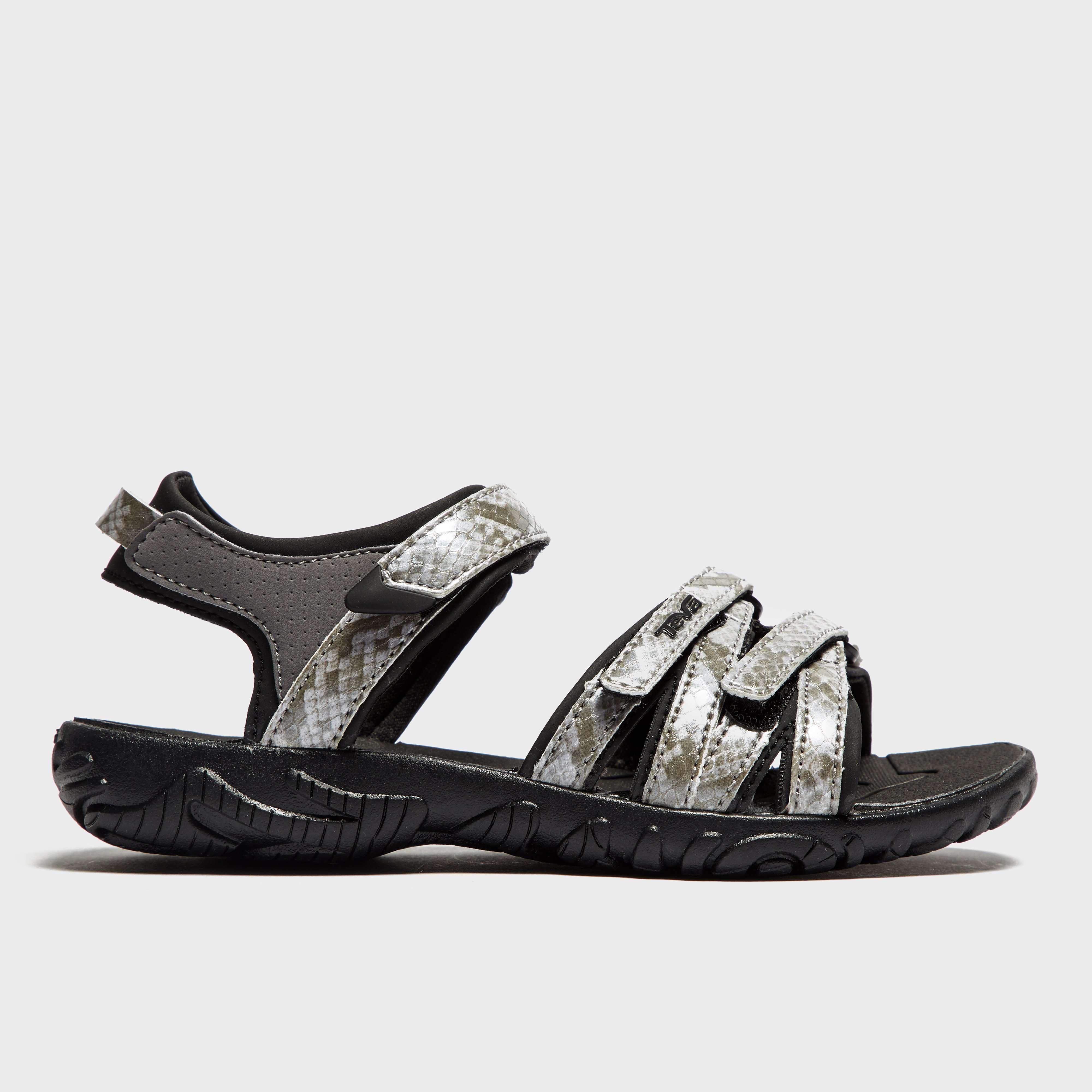 TEVA Girls' Tirra Iridescent Sandal