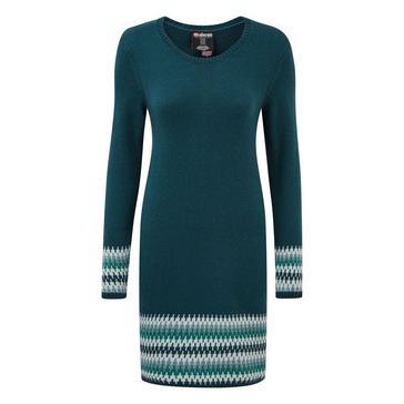 Sherpa Maya Jacquard Dress