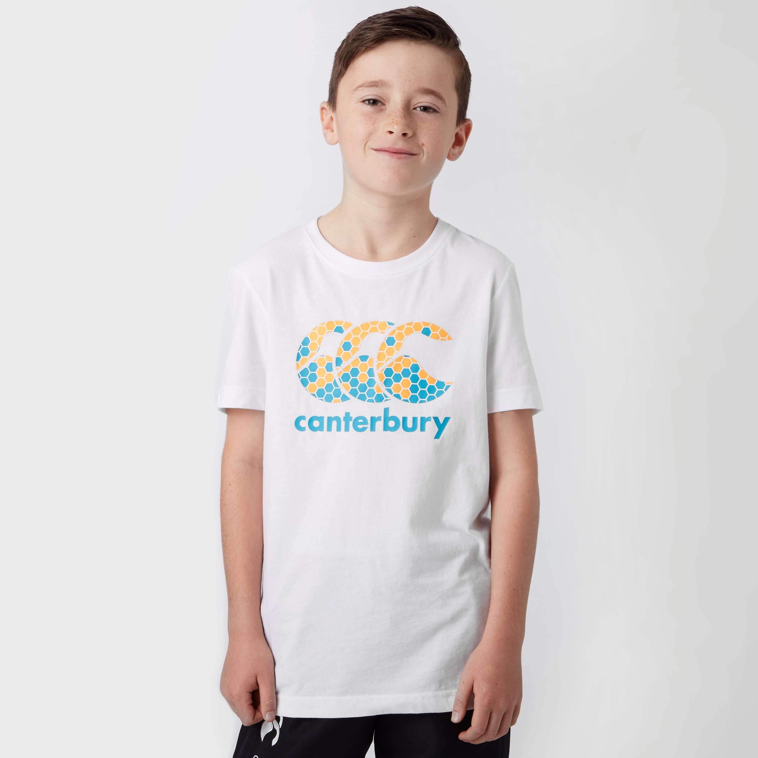 CANTERBURY Kid's Logo T-Shirt