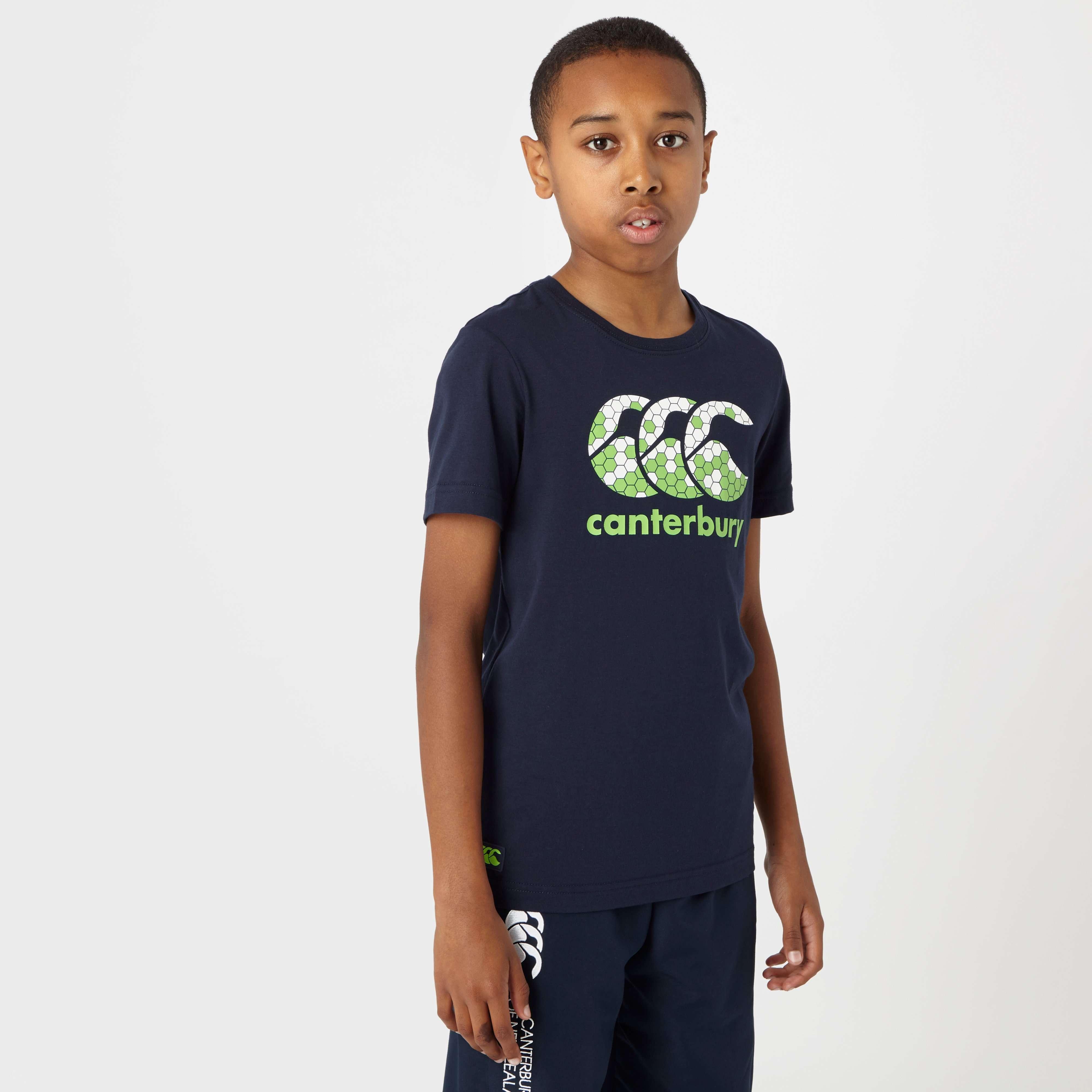 CANTERBURY Kid's Logo Tee