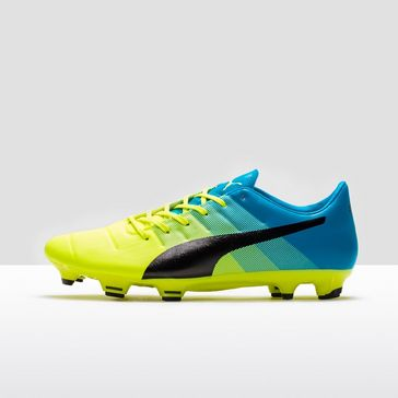 Yellow Puma evo 3.3 Football Boot ... 4cc6bc424cc8c