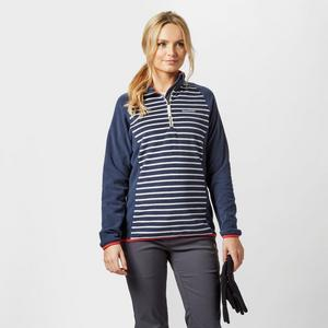 CRAGHOPPERS Women's Tilly Quarter-Zip Fleece
