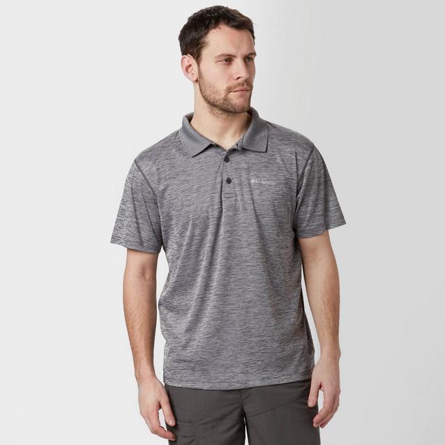 4431db7f0dd Dark Grey COLUMBIA Men's Zero Rules™ Polo Shirt image 1