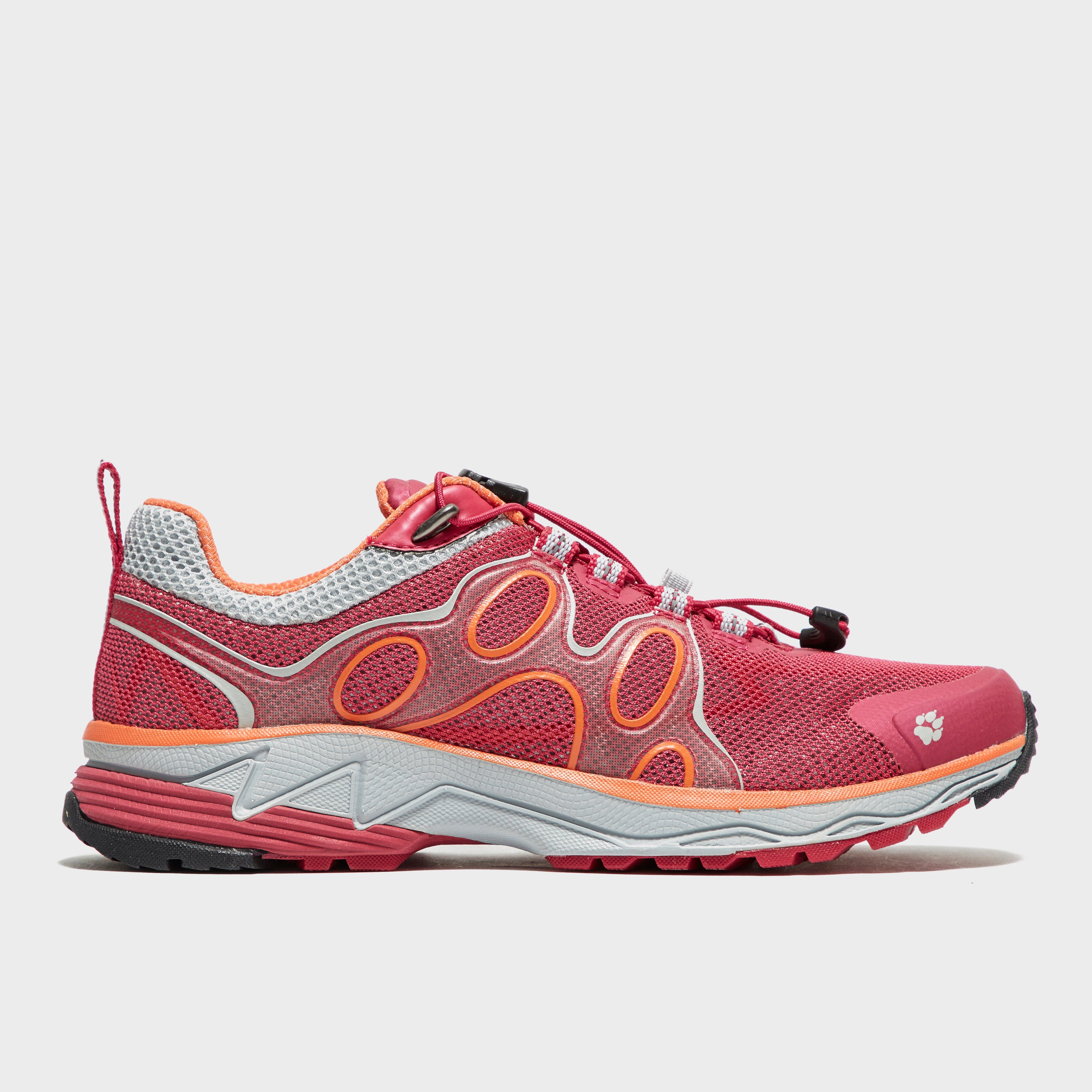 JACK WOLFSKIN Women's Passion Trail Running Shoes