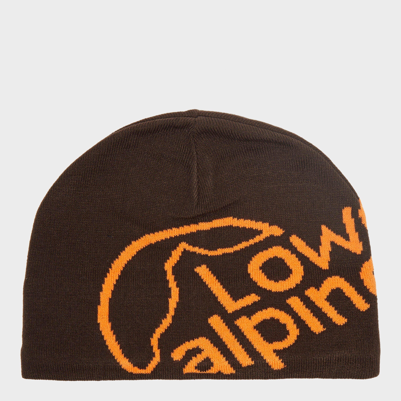 Lowe Alpine Logo Beanie Brown