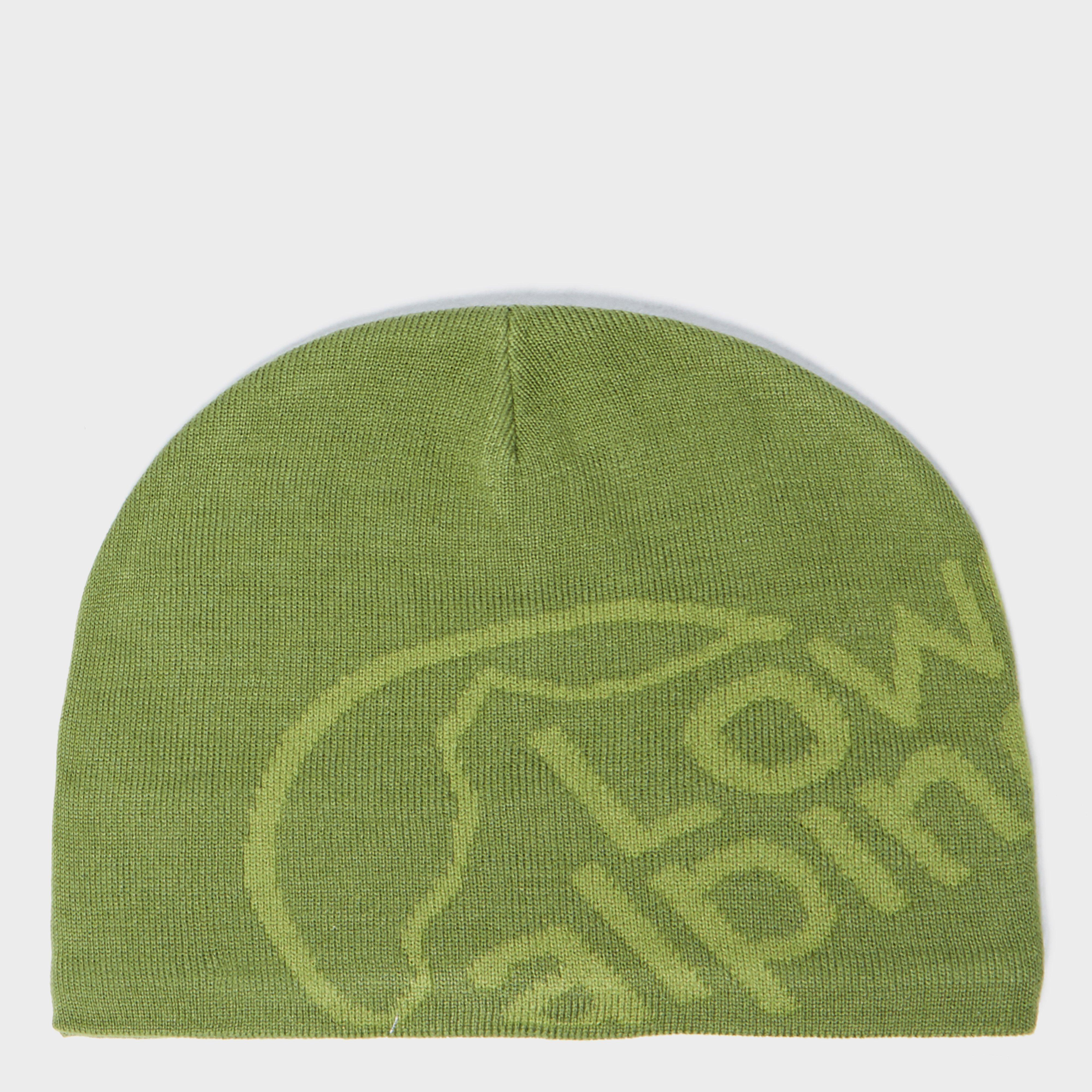 Lowe Alpine Logo Beanie Green