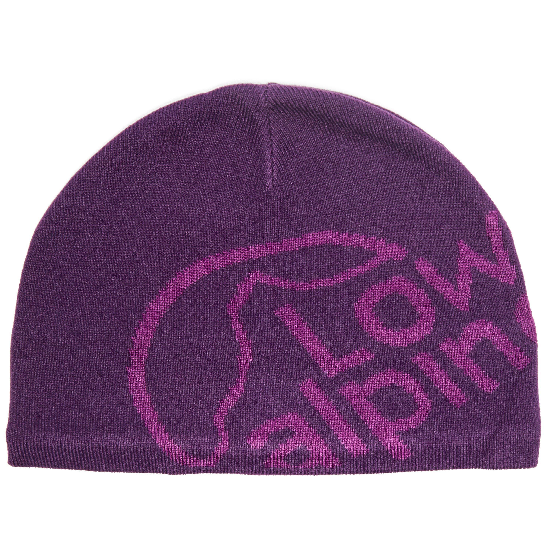 Lowe Alpine Logo Beanie Purple
