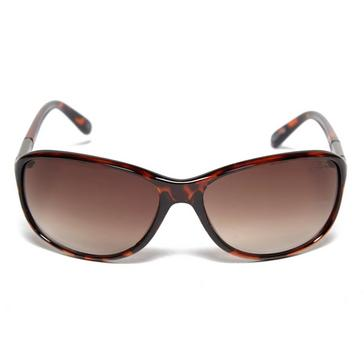 Brown Bloc Women's Bee F373 Sunglasses
