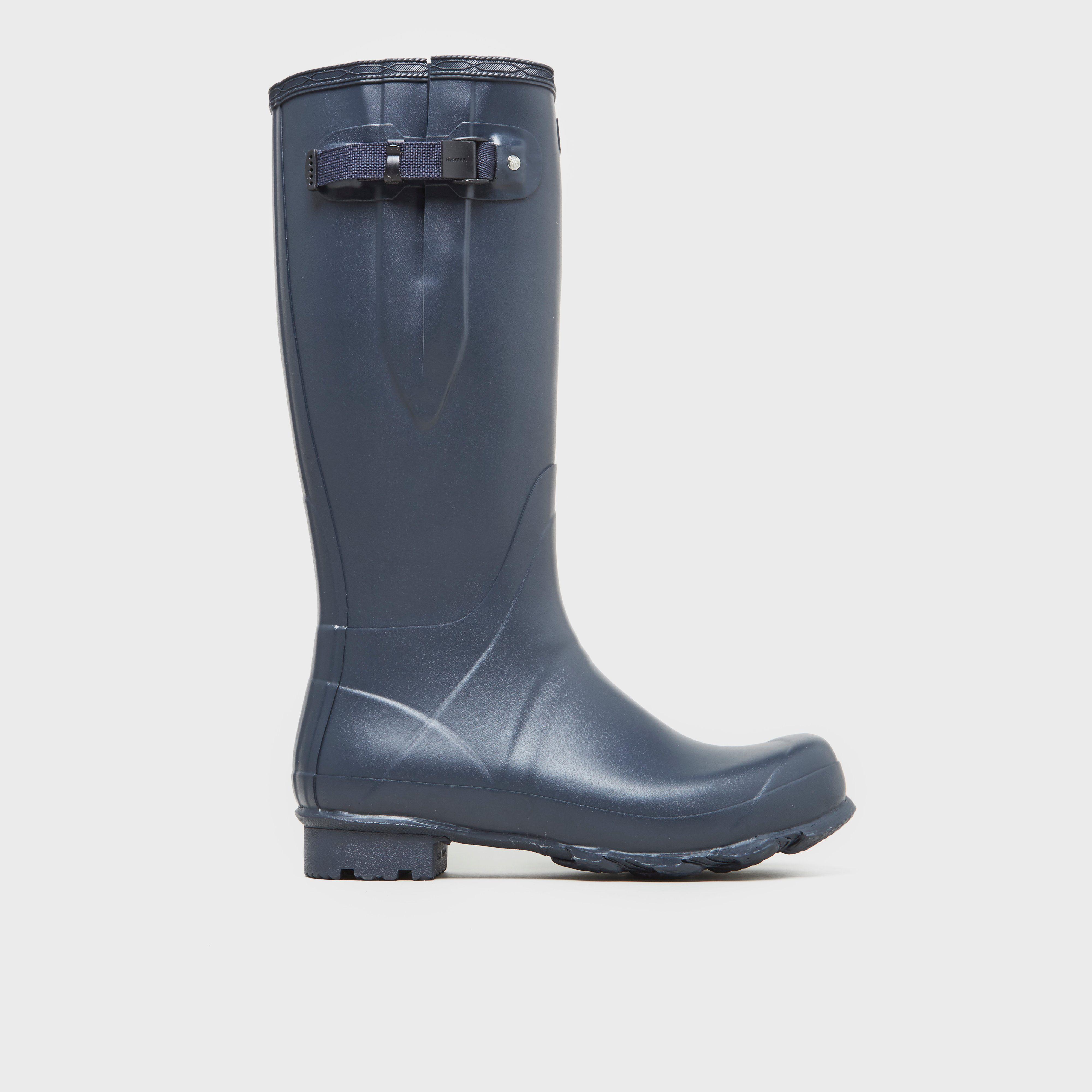 HUNTER Men's Norris Field Adjustable Wellington Boots
