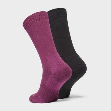 Multi Bridgedale Women's Dingle Sock Multipack