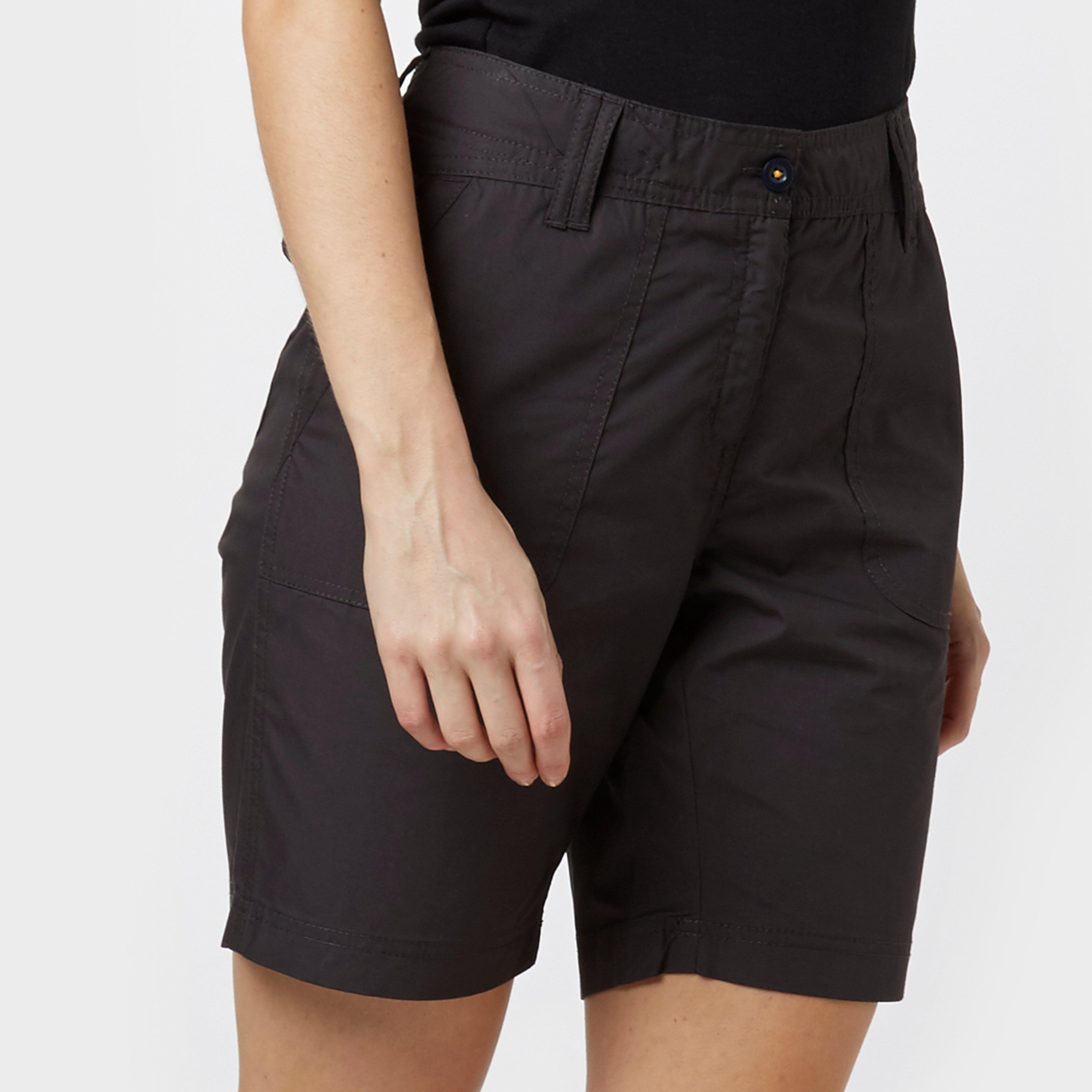 Regatta Womens Delph Shorts Grey