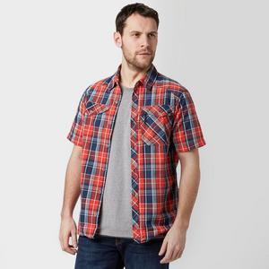 BERGHAUS Men's Explorer Eco Short Sleeve Shirt