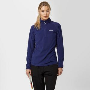 CRAGHOPPERS Women's Cove Half Zip Fleece