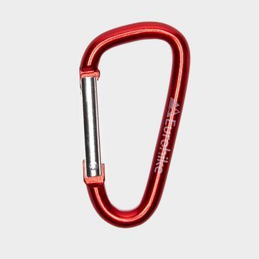 Red Eurohike Carabiner