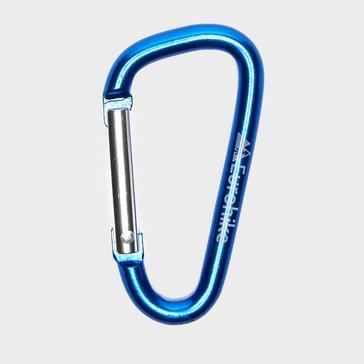 Blue Eurohike Carabiner