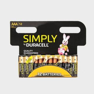 AAA Batteries 12 Pack