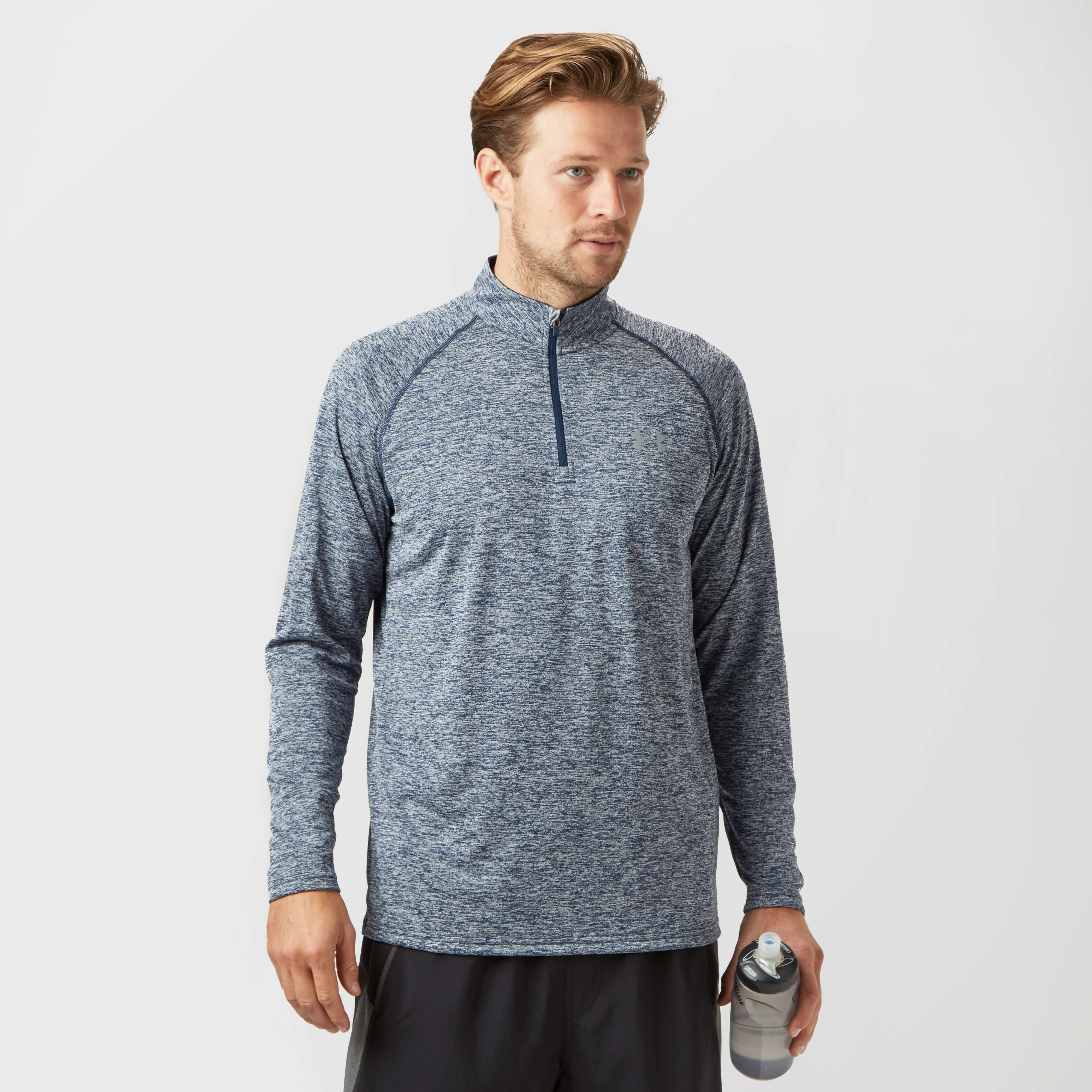 UNDER ARMOUR Tech Quarter Zip Academy Fleece