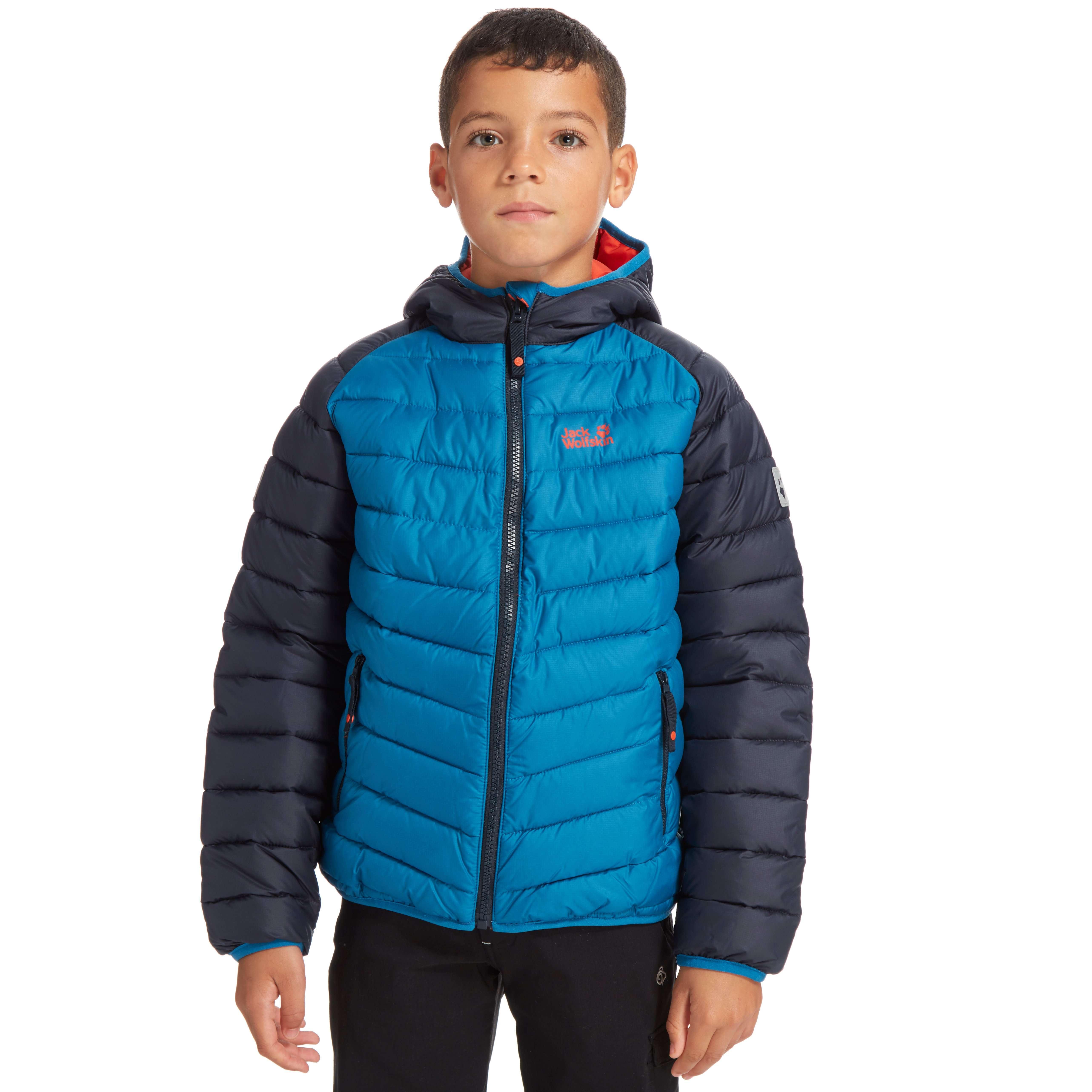 JACK WOLFSKIN Boy's Zenon Insulated Jacket