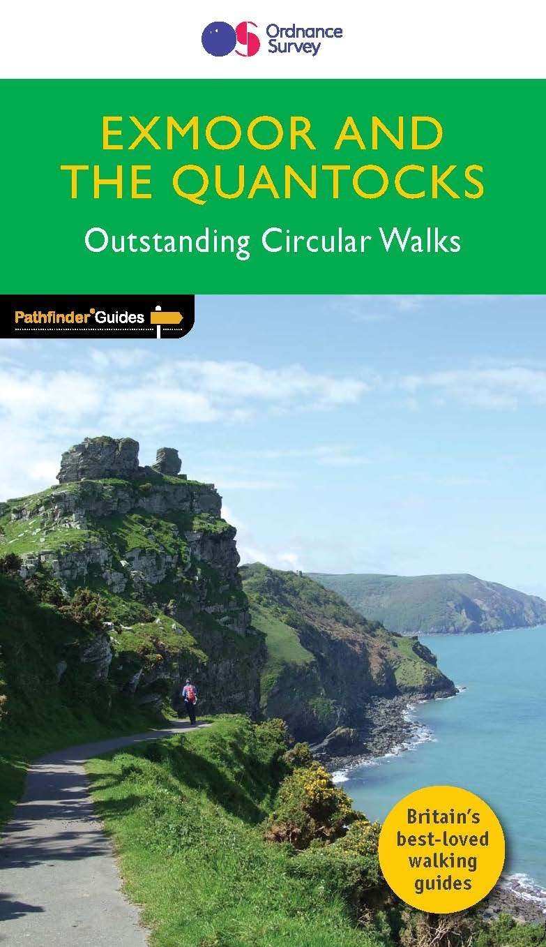 PATHFINDER Outstanding Circular Walks 09 - Exmoor and the Quantocks