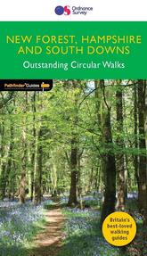 Outstanding Circular Walks 12 - New Forest, Hampshire & South Downs