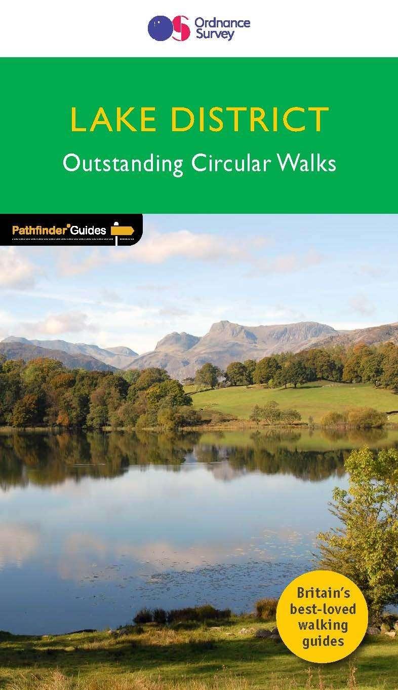 PATHFINDER Outstanding Circular Walks 60 - Lake District