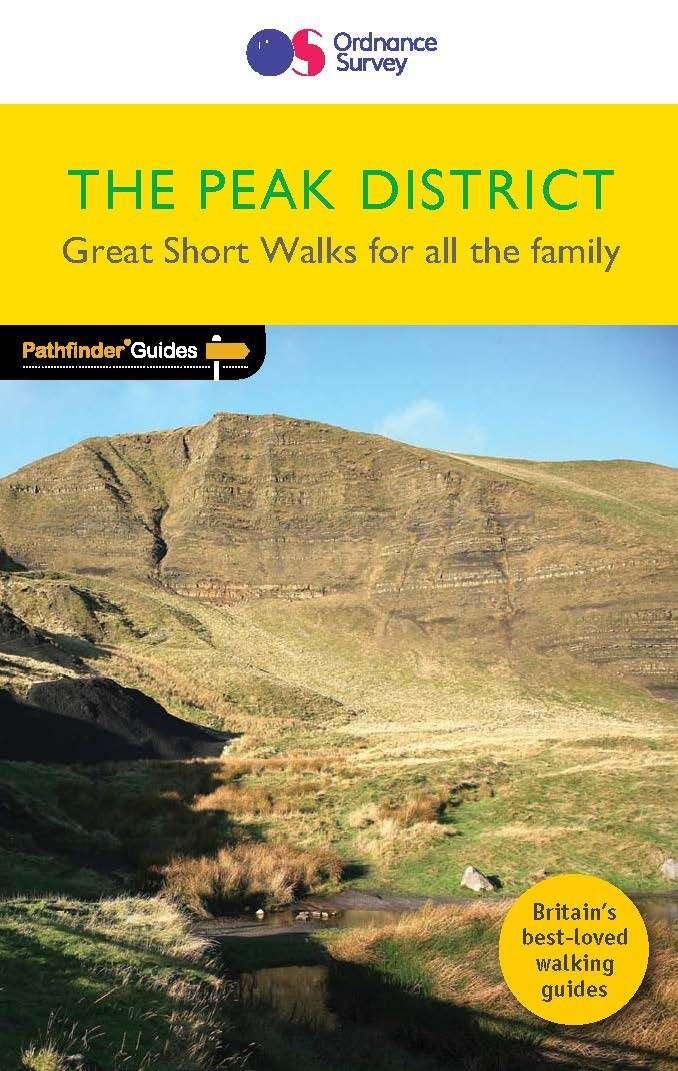 PATHFINDER Short Walks 02 Peak District Guide