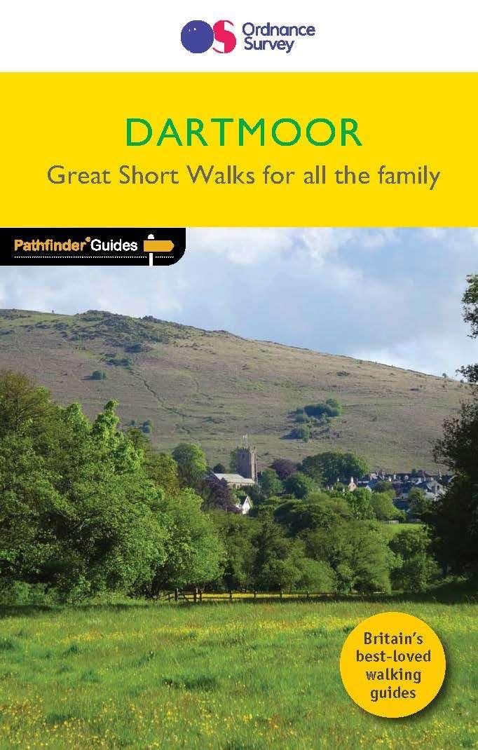 PATHFINDER Dartmoor Short Walks Guide