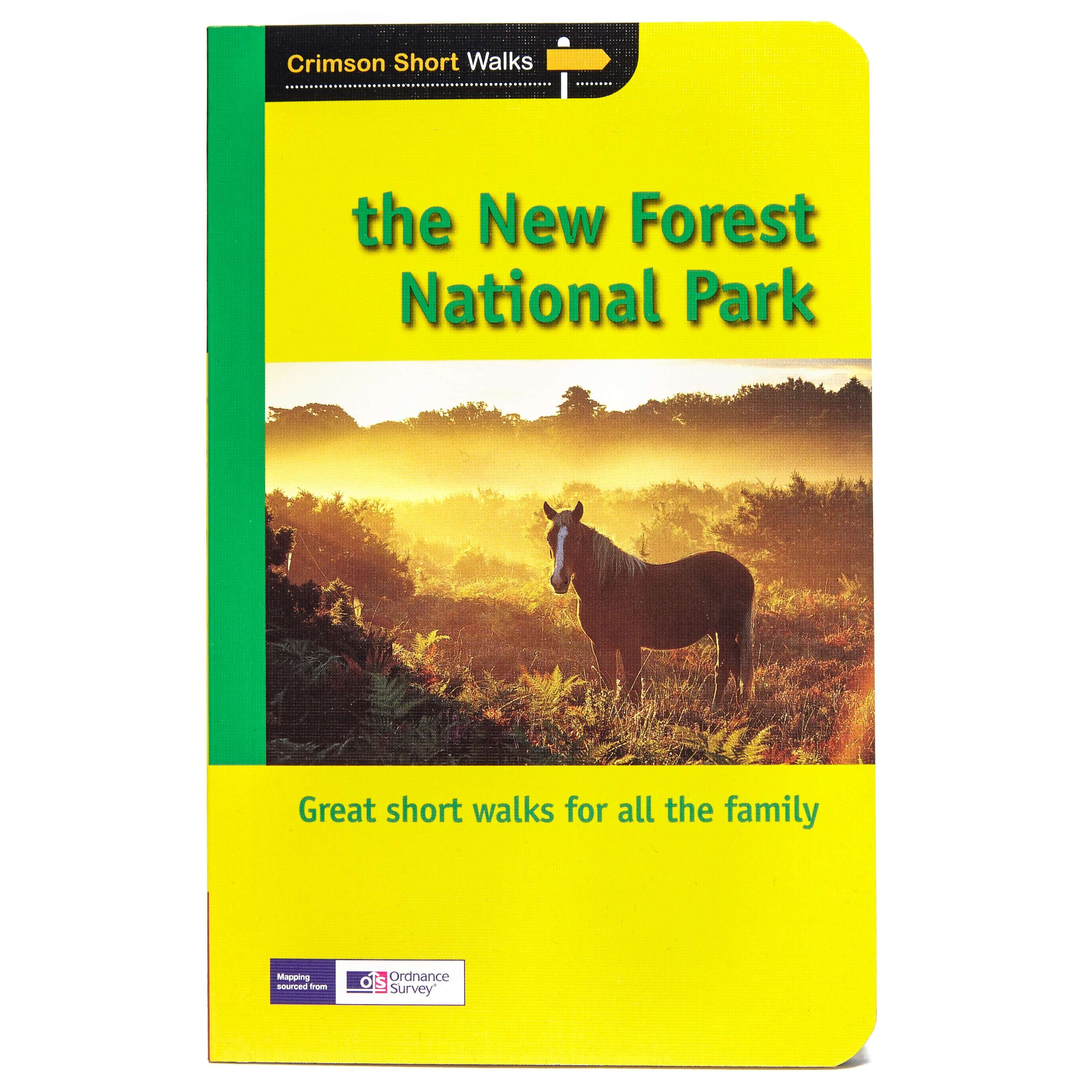 PATHFINDER Short Walks 23 The New Forest National Park Guide