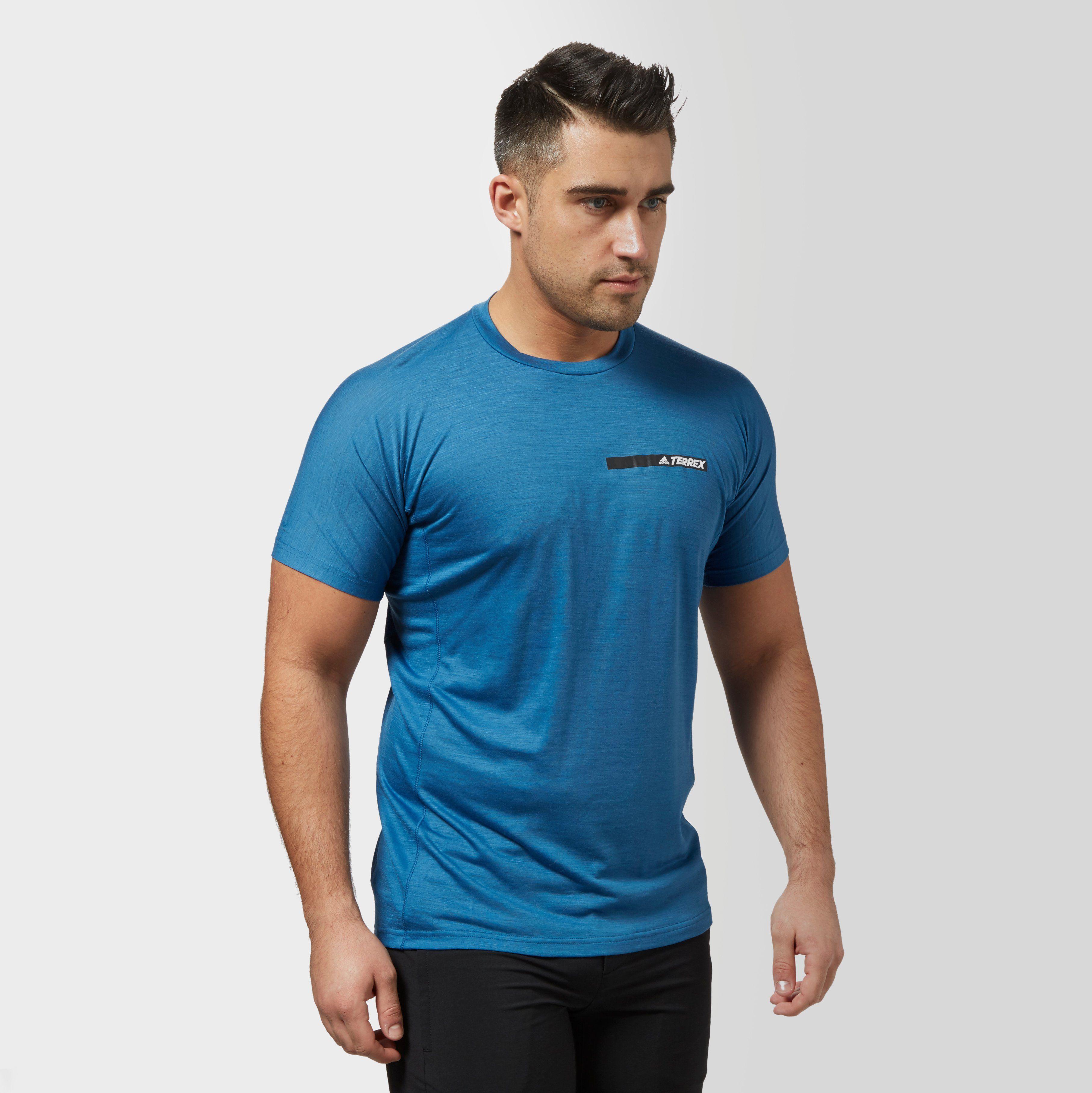 ADIDAS Men's Agravic Terrex T-Shirt