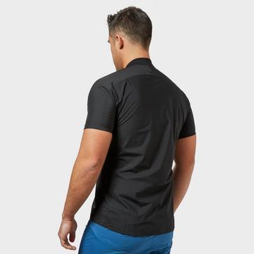 Black adidas Men's Agravic Terrex Windshirt